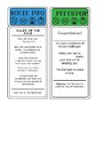 Amazing Race - Chemistry Version!