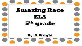 Amazing Race ELA Edition