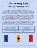 Amazing Race: Figurative Language & Poetry