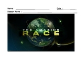 Amazing Race Geography Packet