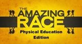 Amazing Race - Physical Education Edition