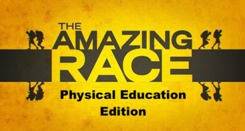 Amazing Race - Physical Education Edition