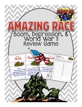 Amazing Race Review: Boom, Depression, & World War II