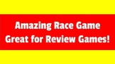 Amazing Race Review Game editable