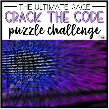 Amazing Race School Edition: Break the Code!