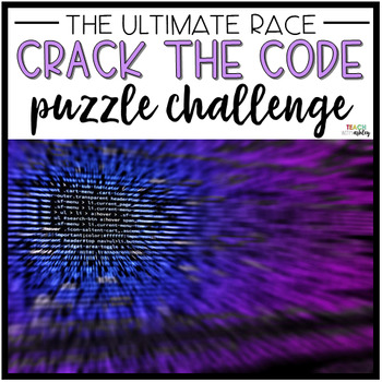 Ultimate Race Crack the Code!