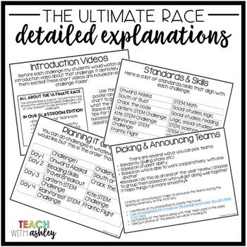 Ultimate Race Decor & Implementation