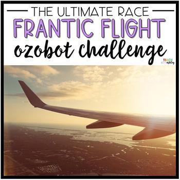 Amazing Race School Edition: Frantic Flight!