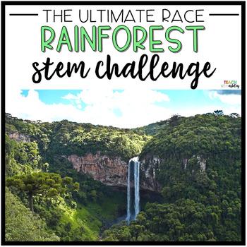 Amazing Race School Edition: Rainforest Rampage!