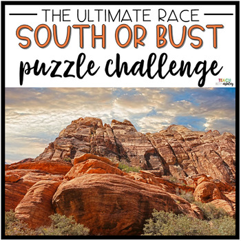Amazing Race School Edition: South or Bust!