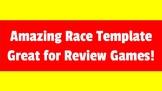 Amazing Race Template Editable