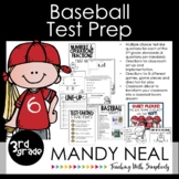 Amazing Race Test Prep 3rd Grade Edition