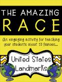 Amazing Race United State Landmarks