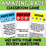 Amazing Race for ANY SUBJECT