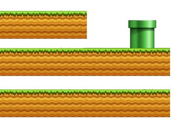 Free Super Mario: Bulletin Board   (Climb to the top of the class)