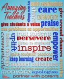 Amazing Teachers Poster