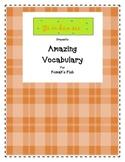 Amazing Vocabulary- Kumak's Fish