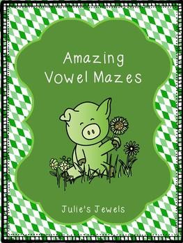 Amazing Vowel Sound Mazes