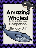 Amazing Whales Companion Literacy Unit