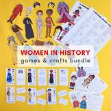 Famous Women in History: Big Bundle