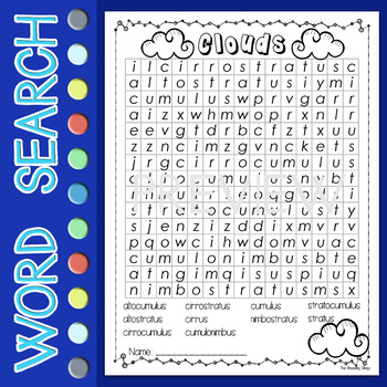 Amazing Word Search BUNDLE Grades 1 to 4 - Math, Science, Social Studies