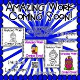 Amazing Work Coming Soon! - School Trolls Theme