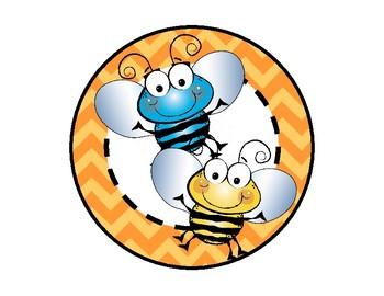Amazing Work Wall - Bulletin Board - Bees - Bug Theme