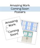 Amazing Work/Coming Soon: Printable