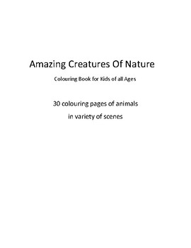 Amazing creatures of nature