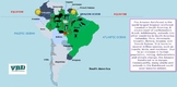 Amazon Rainforest Map /Distant Learning/