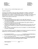 Amazon Echo waiver (culinary arts focus)
