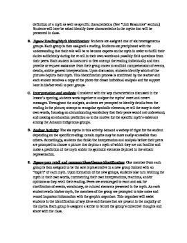 Amazon Myths Unit - Preterite/Imperfect - Content Enriched - Authentic Sources