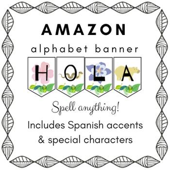 Amazon Rainforest Banner