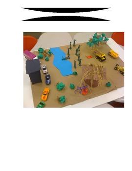 Amazon Rainforest Deforestation 3-D Model Project (Hands On)