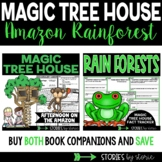 Amazon Rainforest Magic Tree House Bundle