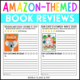 Amazon Themed Book Reviews | Digital