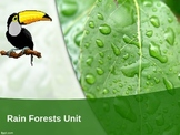 Amazon Unit PowerPoint: Magic Tree House, The Great Kapok Tree