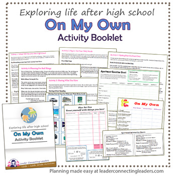 Ambassador Girl Scout On My Own Activity Booklet
