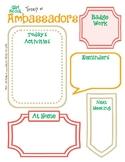 Ambassador Meeting Activity Planner Girl Scouts Editable P