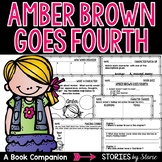 Amber Brown Goes Fourth Book Questions