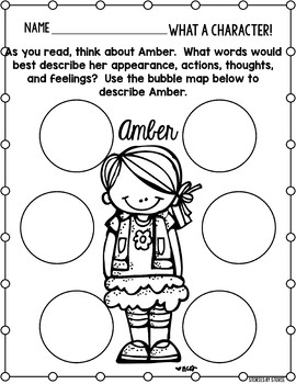 Amber Brown is Not a Crayon Book Questions and Quiz