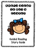 Amber Brown is Not a Crayon Story Guide