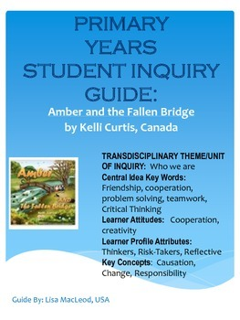 Amber and the Fallen Bridge PYP Student Guide