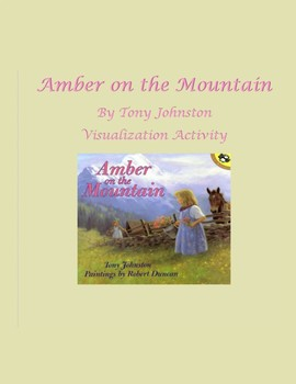 Amber on the Mountain Visualization activity