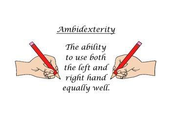 Ambidexterity Poster