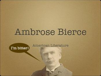 Ambrose Bierce Biography and Background