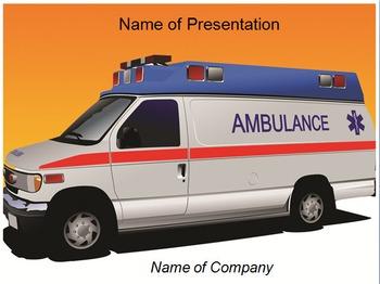 Ambulance PPT Template