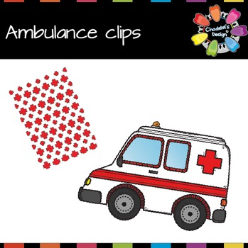 Ambulances in Colors