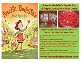 Amelia Bedelia Apple Pie Recipe Cards (For Play Doh)