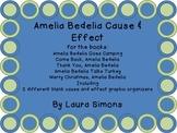 Amelia Bedelia Cause & Effect